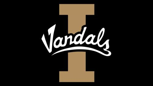 Idaho Vandals basketball logo