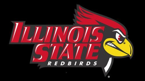 Illinois State Redbirds basketball logo
