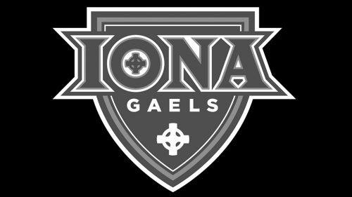 Iona Gaels baseball logo