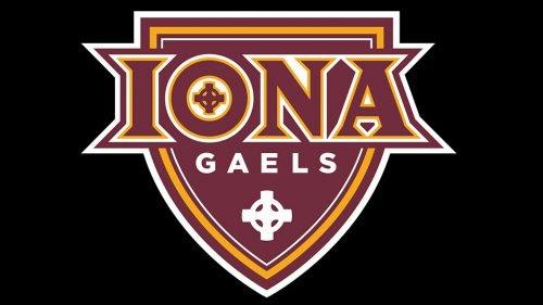 Iona Gaels basketball logo
