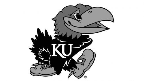 Kansas Jayhawks ice hockey logo