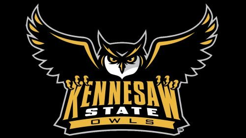 Kennesaw State Owls basketball logo