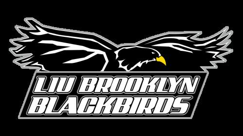 LIU-Brooklyn Blackbirds Logo