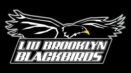 LIU-Brooklyn Blackbirds basketball logo