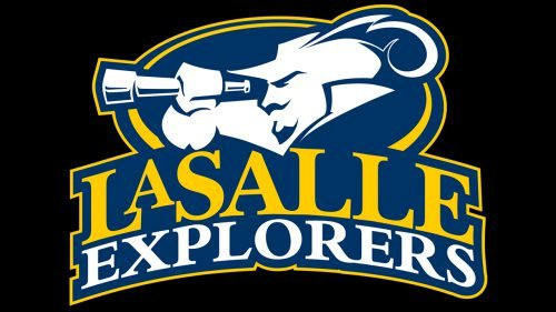 La Salle Explorers basketball logo