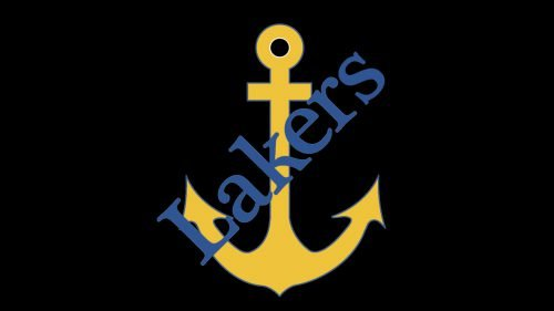 Lake Superior State Lakers basketball logo