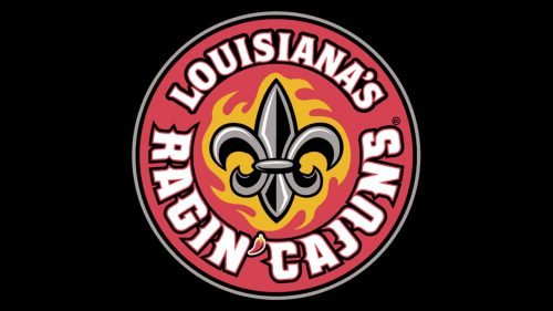 Louisiana Ragin' Cajuns basketball logo