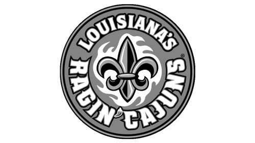 Louisiana Ragin' Cajuns football logo