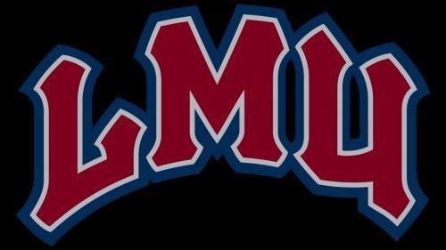 Loyola Marymount Lions basketball logo