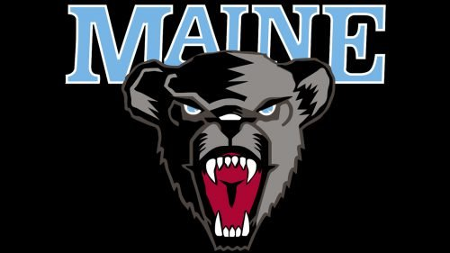Maine Black Bears basketball logo