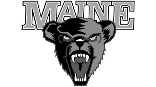 Maine Black Bears football logo