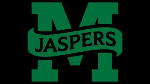 Manhattan Jaspers basketball logo
