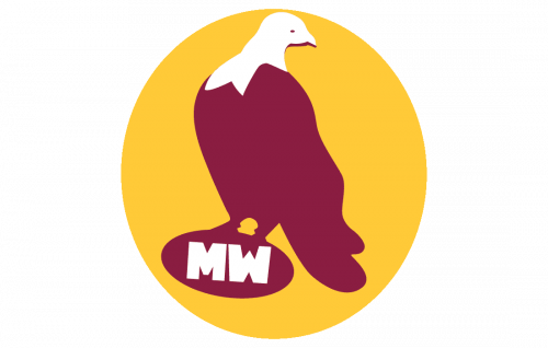 Manly Warringah Sea Eagles Logo 1956