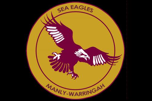 Manly Warringah Sea Eagles Logo 1978