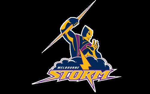 Melbourne Storm Logo 1998