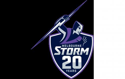 Melbourne Storm Logo 2018