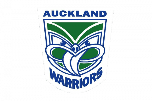 New Zealand Warriors Logo 1995