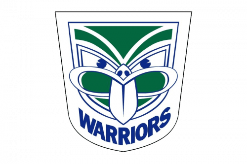 New Zealand Warriors Logo 2000