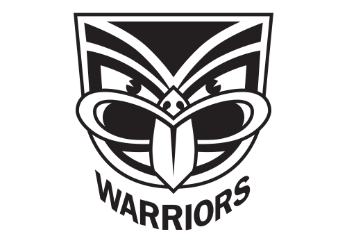 New Zealand Warriors Logo 2002