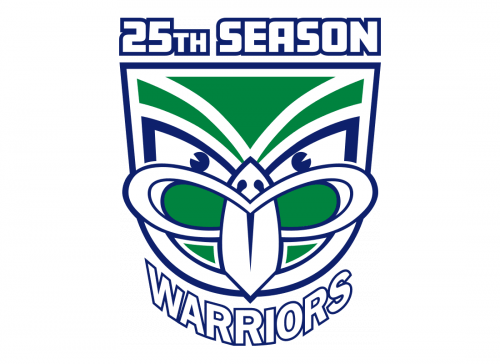 New Zealand Warriors Logo 2019