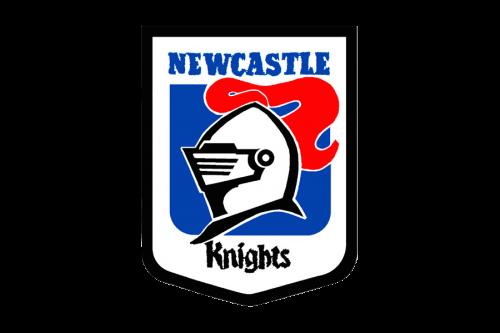 Newcastle Knights Logo-1988