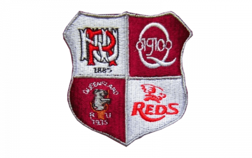Queensland Reds Logo 2007