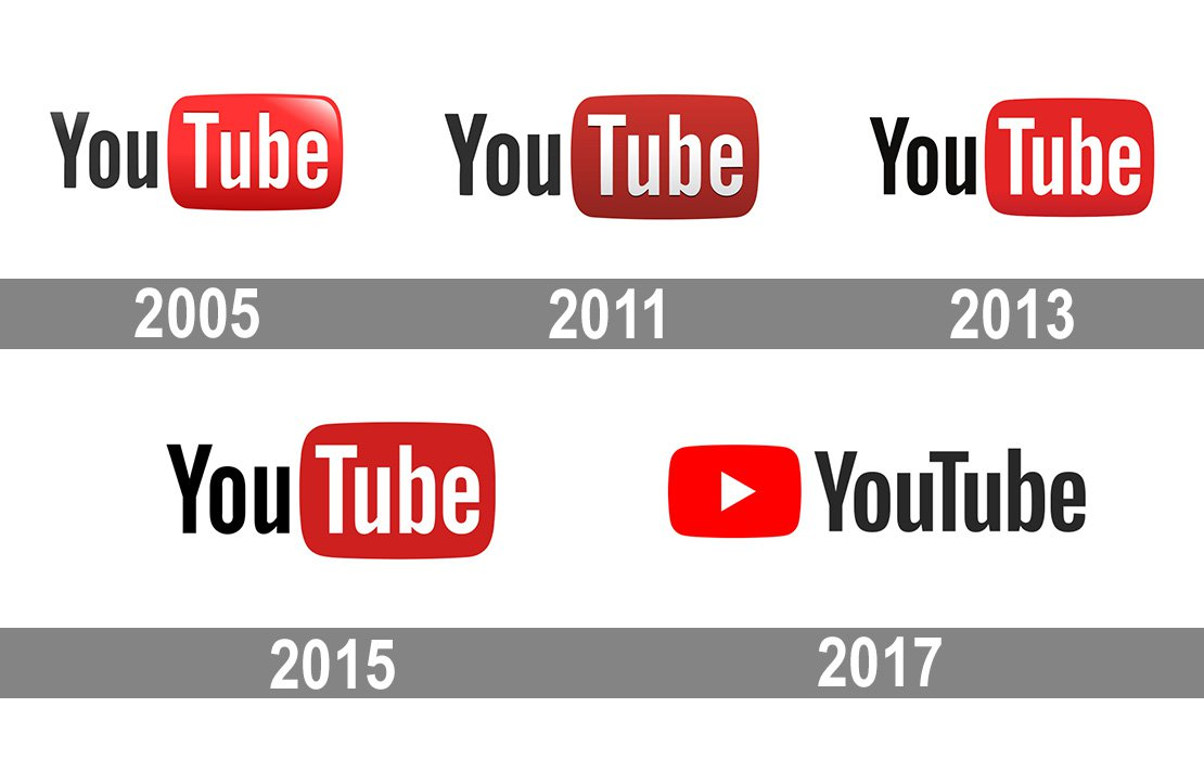 Meaning Youtube Logo And Symbol History And Evolution
