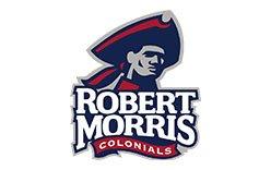 Robert Morris Colonials Logo