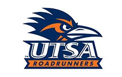 Texas-SA Roadrunners Logo