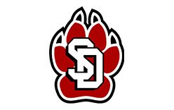 South Dakota Coyotes Logo