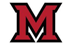 Miami (Ohio) RedHawks Logo