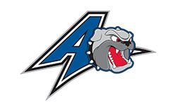 North Carolina / Asheville Bulldogs Logo
