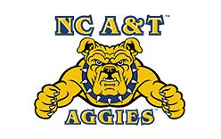 North Carolina A&T Aggies Logo