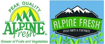 Rebrand with new logo was revealed by Alpine Fresh