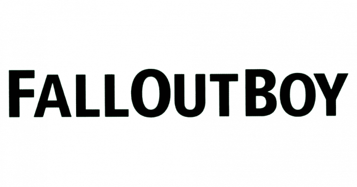 Fall Out Boy Logo 2002