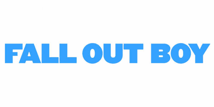 Fall Out Boy Logo 2003