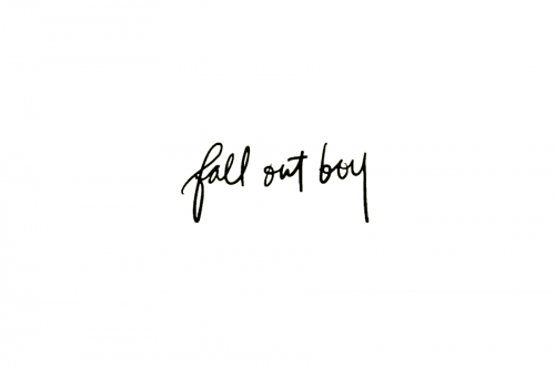 Fall Out Boy Logo 2007