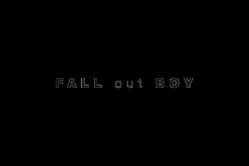 Fall Out Boy Logo 2008