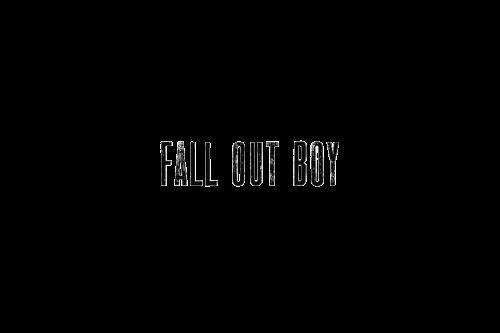 Fall Out Boy Logo 2013