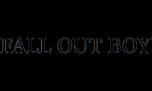 Fall Out Boy Logo 2016