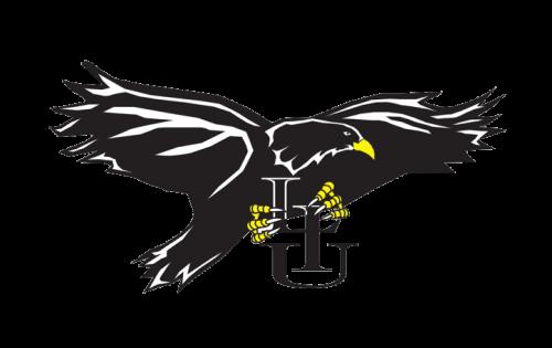 LIU-Brooklyn Blackbirds Logo-1996