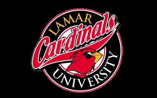 Lamar Cardinals Logo-1997