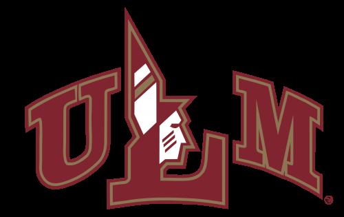Louisiana-Monroe Warhawks Logo-2000