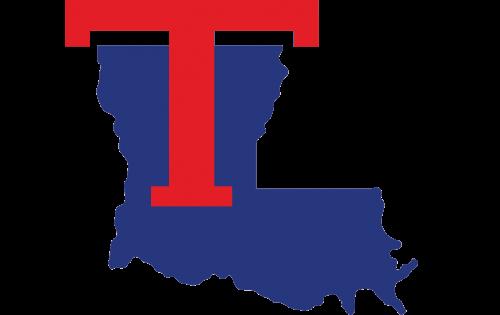 Louisiana Tech Bulldogs Logo-1968