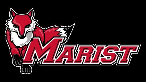 Marist Red Foxes baseball logo