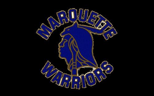 Marquette Golden Eagles Logo-1971