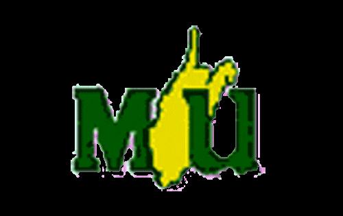 Marshall Thundering Herd Logo-1989