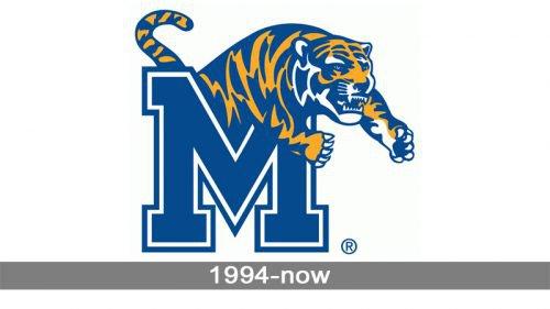 Memphis Tigers logo history