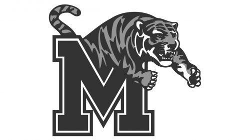 Memphis Tigers soccer logo