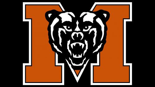 Mercer Bears basketball logo